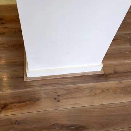 flat flooring bead