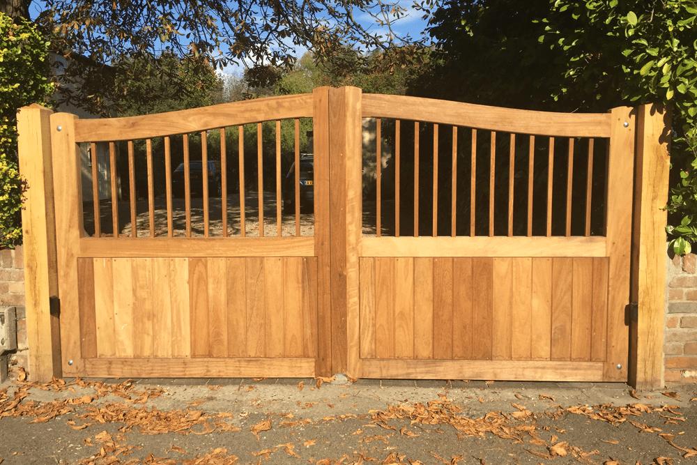 iroko gates
