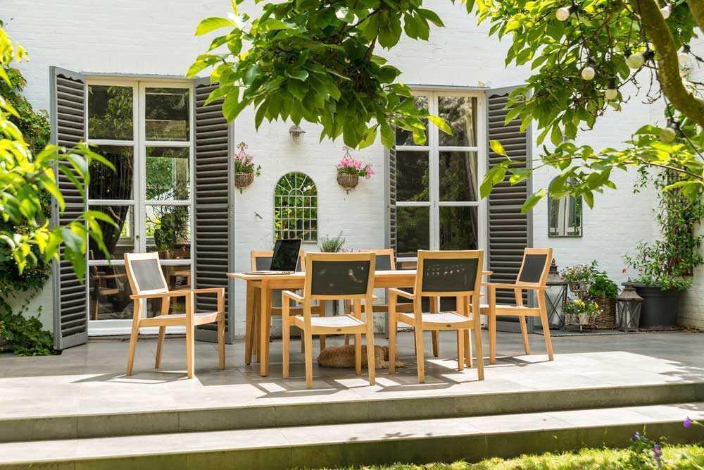 Alexander Rose Roble Garden Furniture