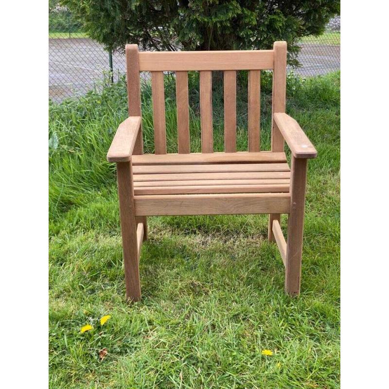 Cambridge Hardwood Chair