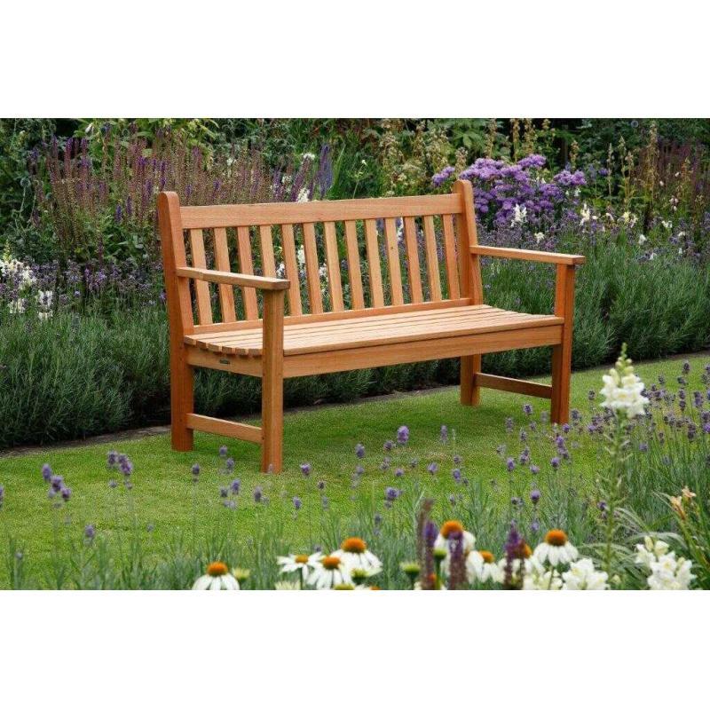 Andrew Banks Lavenham Cedar bench